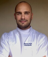 Book an Appointment with Matteo Erli for Osteopathy